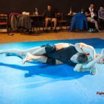 full-nelson bodyscissors combination by Viktoria