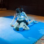 Ryan pinned down by Zsuzsa