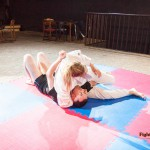 armbar with legs