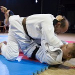 Diana vs Bernard - mixed judo