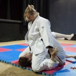 tight schoolgirl pin in judogi