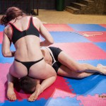VeVe Lane vs Marek - rematch - photoset