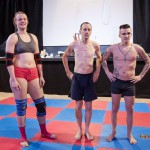 MX-64: Anika vs Marek and Andreas – 1F vs 2M