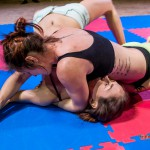Fight Pulse female wrestling