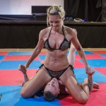NC-61: Jenni Czech vs Andreas – pins only