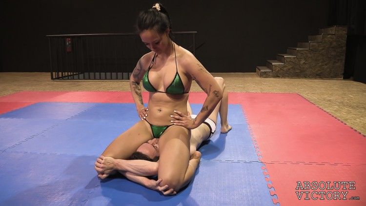 Absolute Victory - real mixed wrestling